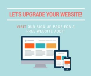 Let's upgrade your website