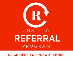 Button for Word-of-mouth referral program