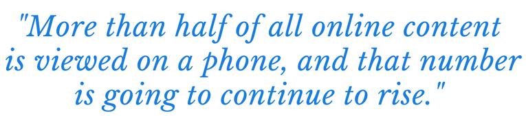 Online content Quote